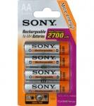 Sony Пальчиковые R6/AA 2700mah NiMH