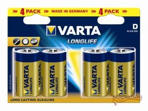 Varta Extra LongLife R20/D (Alkaline)