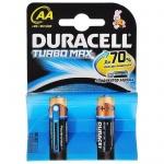 Duracell MX1500 Turbo max R6/AA 1.5v (Alkaline)