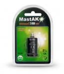 MastAK MF-14 12V 2.4A (Для Авто)