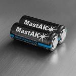 MastAk 26650 5200mah 3.7v со схемой защиты