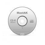 """CD-R диск MastAK """"Limited Edition"""""""