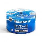 """DVD+R диск MastAK """"Limited Edition"""""""