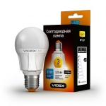 VIDEX LED Лампа A60 13w E27 4100K 220v