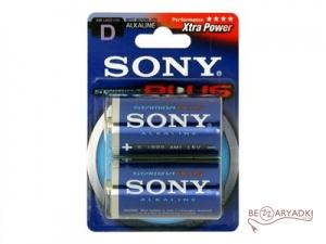 Sony Stamina PLUS R20/D (Alkaline)