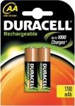 Duracell Пальчиковые R6/AA 1700mah NiMH