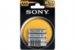 Sony Ultra R6/AA 1.5v (Солевая) Блистер 4