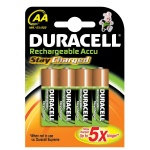 Duracell StayCharged 2000mAh (Б4)