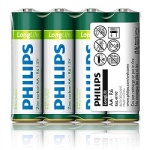 Philips Long Life R6/AA 1.5v (Солевая)