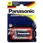Panasonic Essential Power (Alkaline) Крона