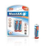 MastAK Пальчиковые R6/AA 1100mah Ni-Cd