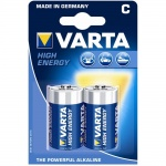 Varta Hi Energy R14/C (Alkaline)
