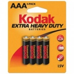 Kodak Extra HD AAA 1.5v мини-пальчик (солевая)