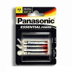 Panasonic Essential Power AAA 1.5v (Alkaline)
