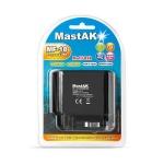 MastAK MF-18  12V 2.4A USB x 4 (Для Авто)