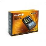 MastAK MTL-3100 v2.2 Зарядное устройство для: Li-ion, Ni-MH и Ni-Cd