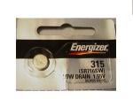 Energizer SR716 (315)1.55v 21mah