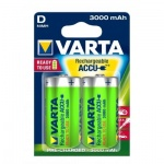 Varta ReUse R20/D 3000mah NiMH